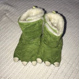 Carter's Big Foot Monster Slippers